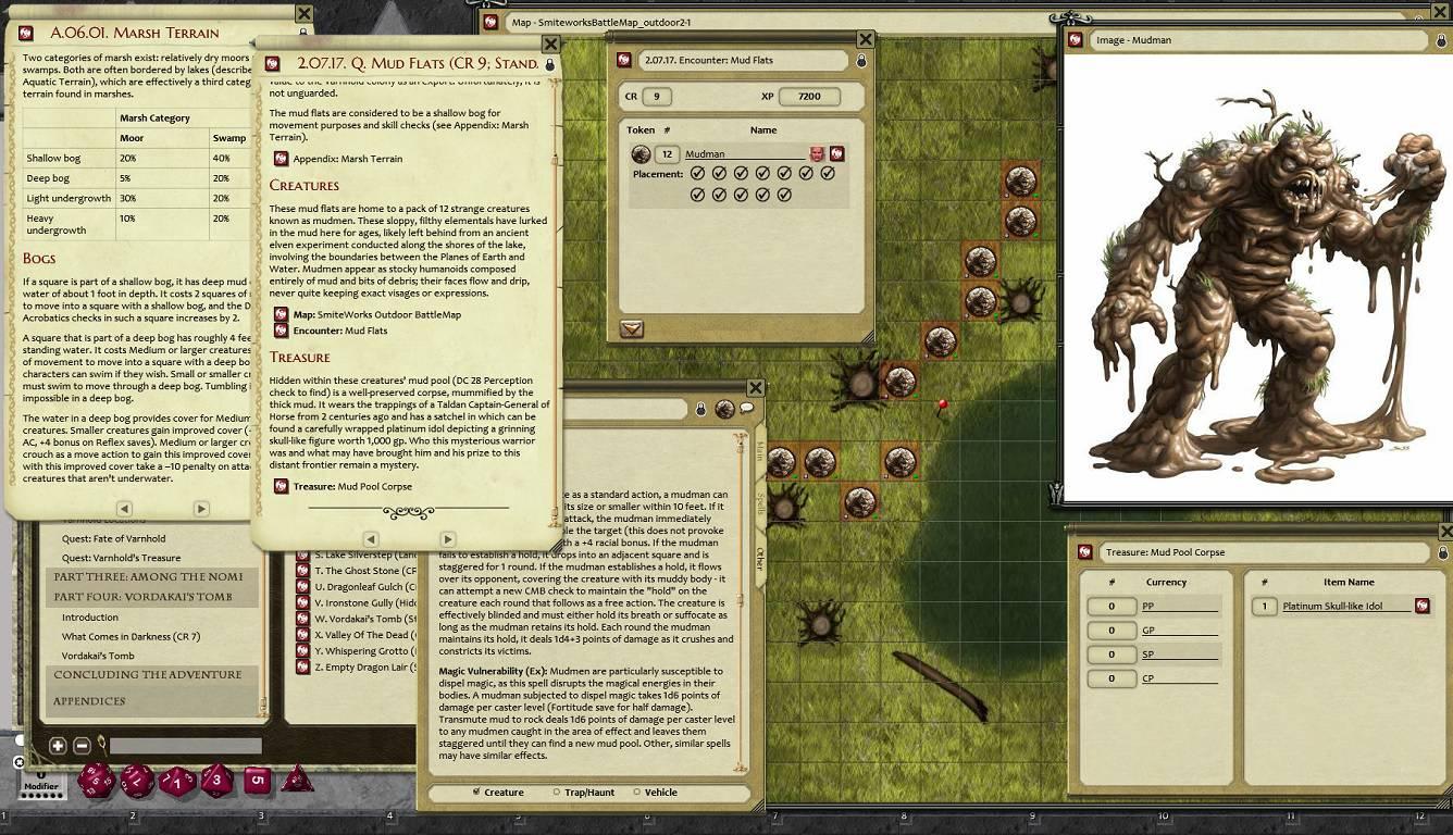 Fantasy Grounds - Pathfinder RPG - Kingmaker AP 3: The Varnhold Vanishing  (PFRPG)