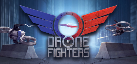 Drone Fighters cover art