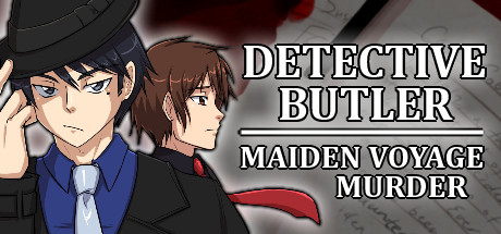 Follow Detective Butler And His Sidekick Gilligan As They Solve A Locked Room Murder During Haunted Cruise Ships Maiden Voyage Can You The Mystery