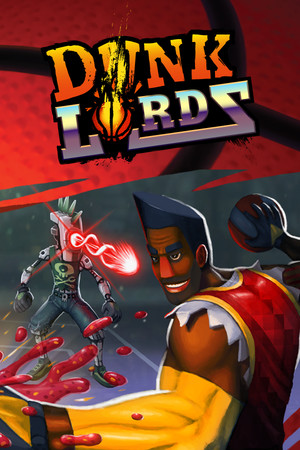 Dunk Lords poster image on Steam Backlog