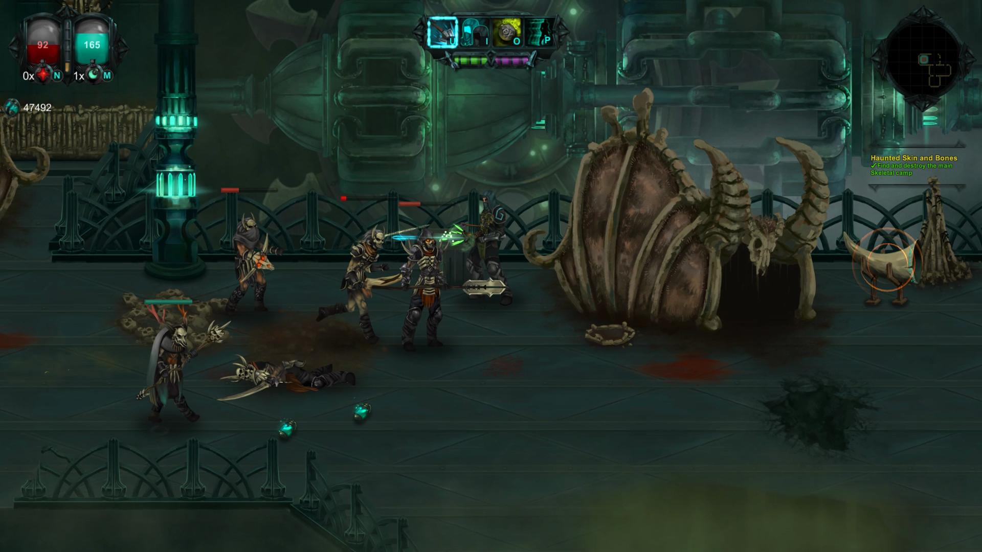 Moonfall Screenshot 1