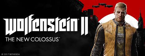Wolfenstein II: The New Colossus - 德军总部II:新巨像