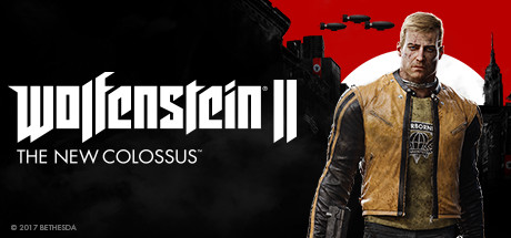 Wolfenstein II Steam banner