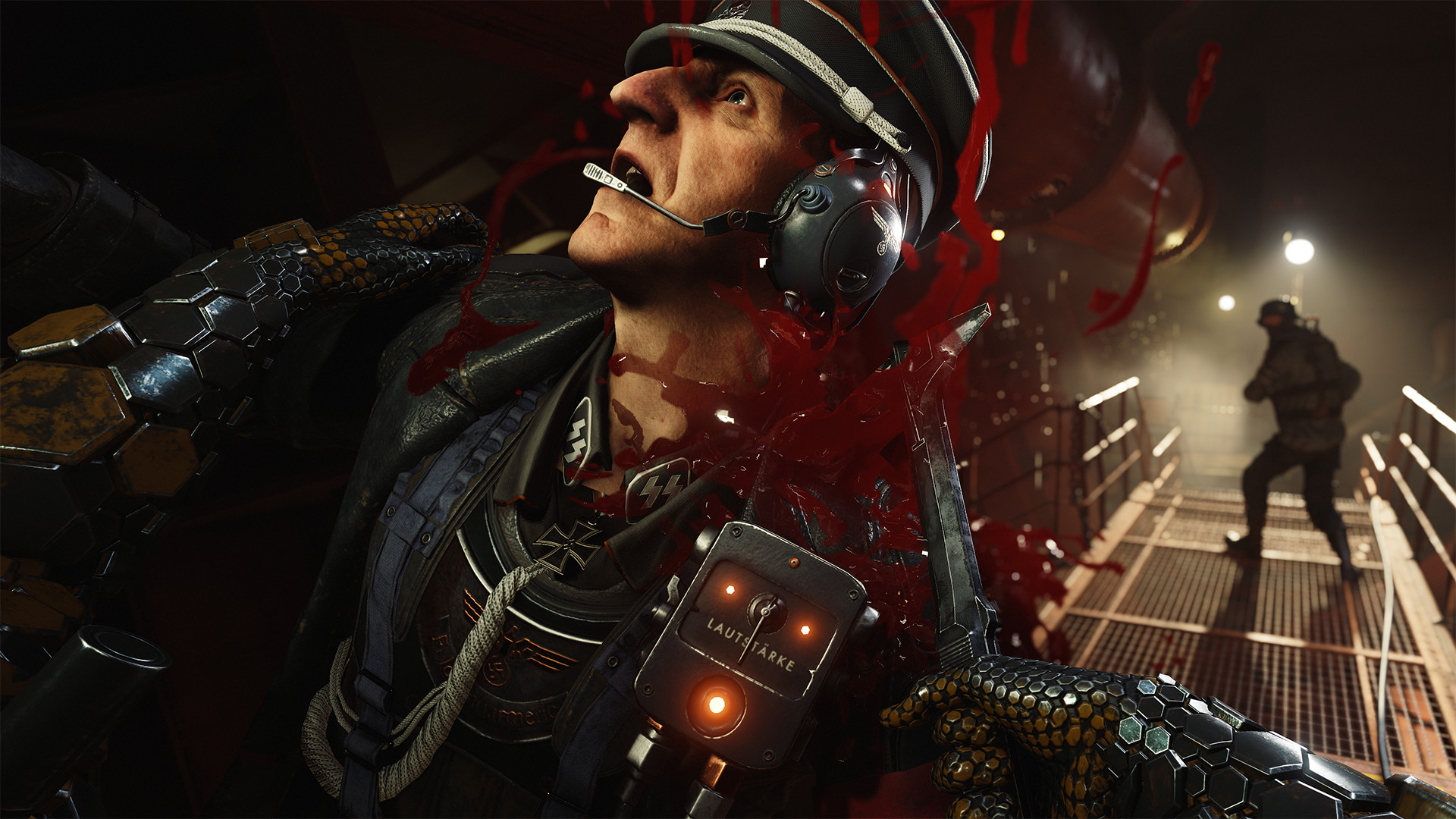 Wolfenstein II: The New Colossus Skidrow