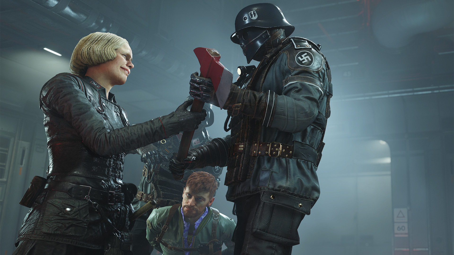 download wolfenstein ii the new colossus-codex cracked full version singlelink iso rar multi 11 language free for pc