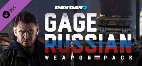 PAYDAY 2: Gage Russian Weapon Pack | DLC