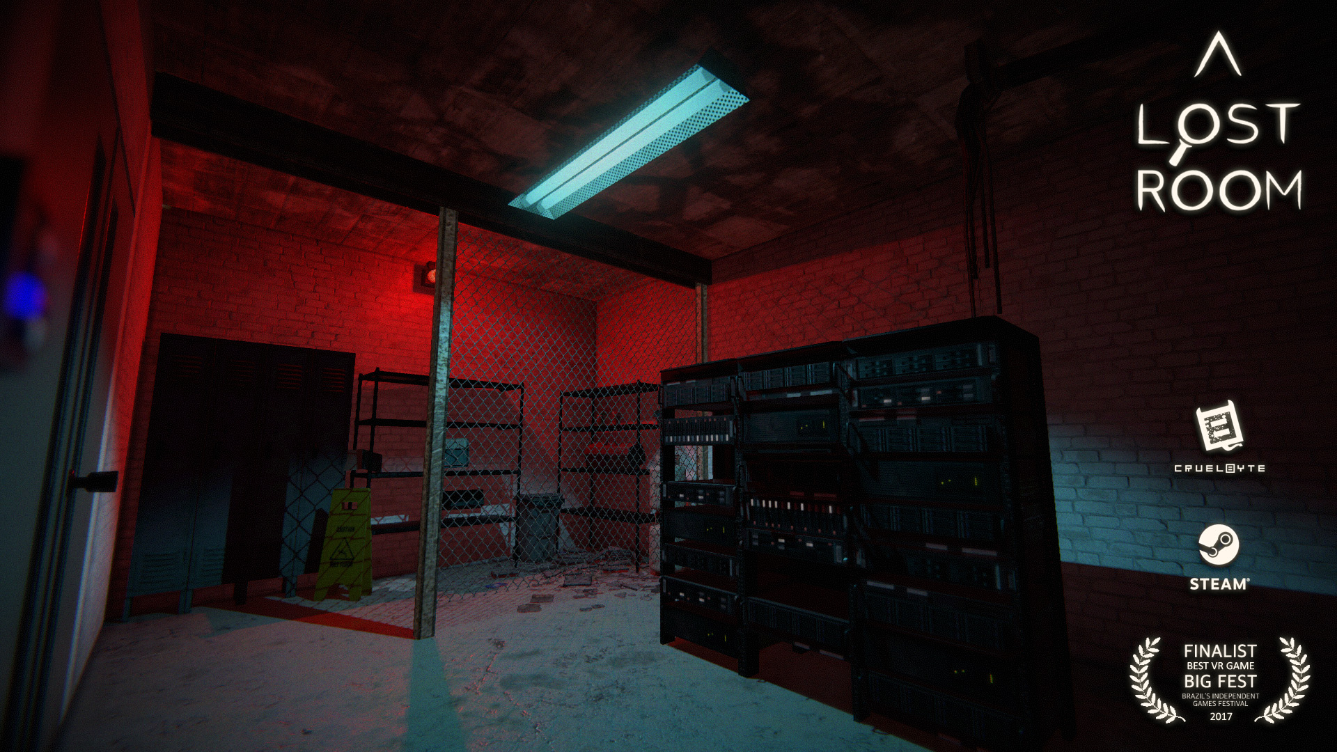 A Lost Room On Steam