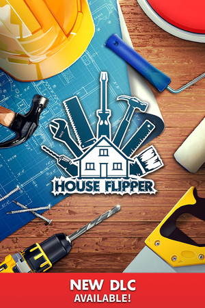 House Flipper poster image on Steam Backlog
