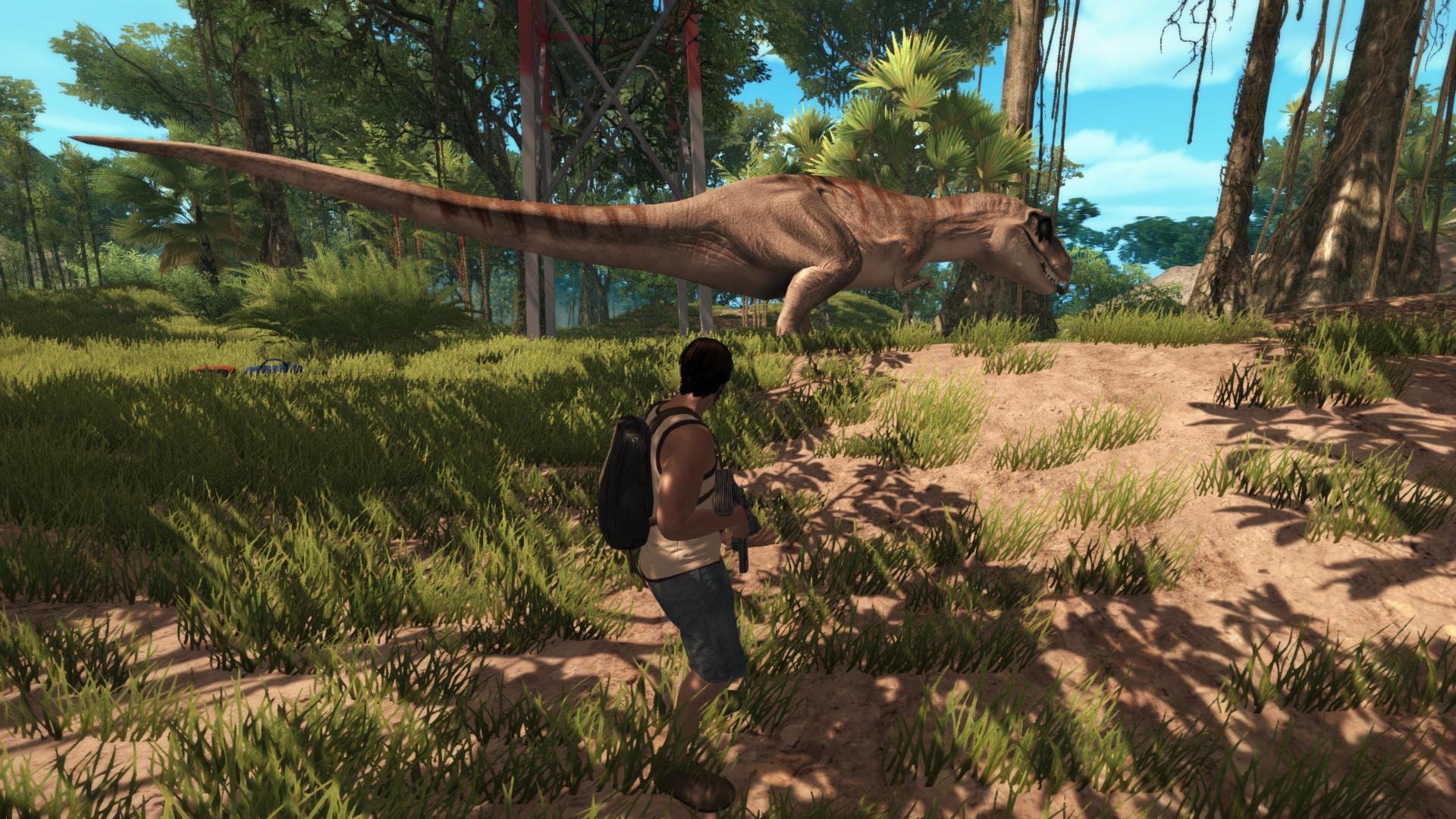 Dinosis Survival en Steam