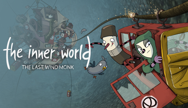 Download The Inner World - The Last Wind Monk download free