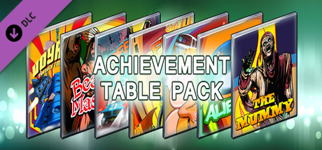 Zaccaria Pinball - Achievement Table Pack