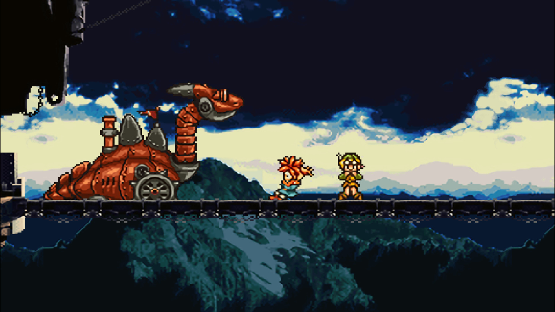 Chrono Trigger is on Steam (Fan patches now being released