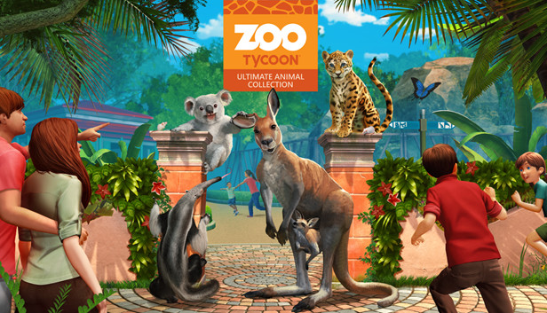 Zoo Tycoon: Ultimate Animal Collection on Steam