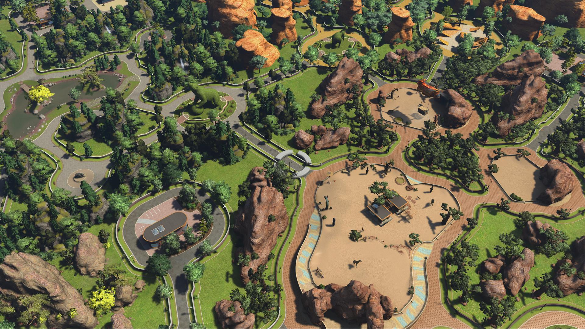 Zoo Tycoon: Ultimate Animal Collection Screenshot 1
