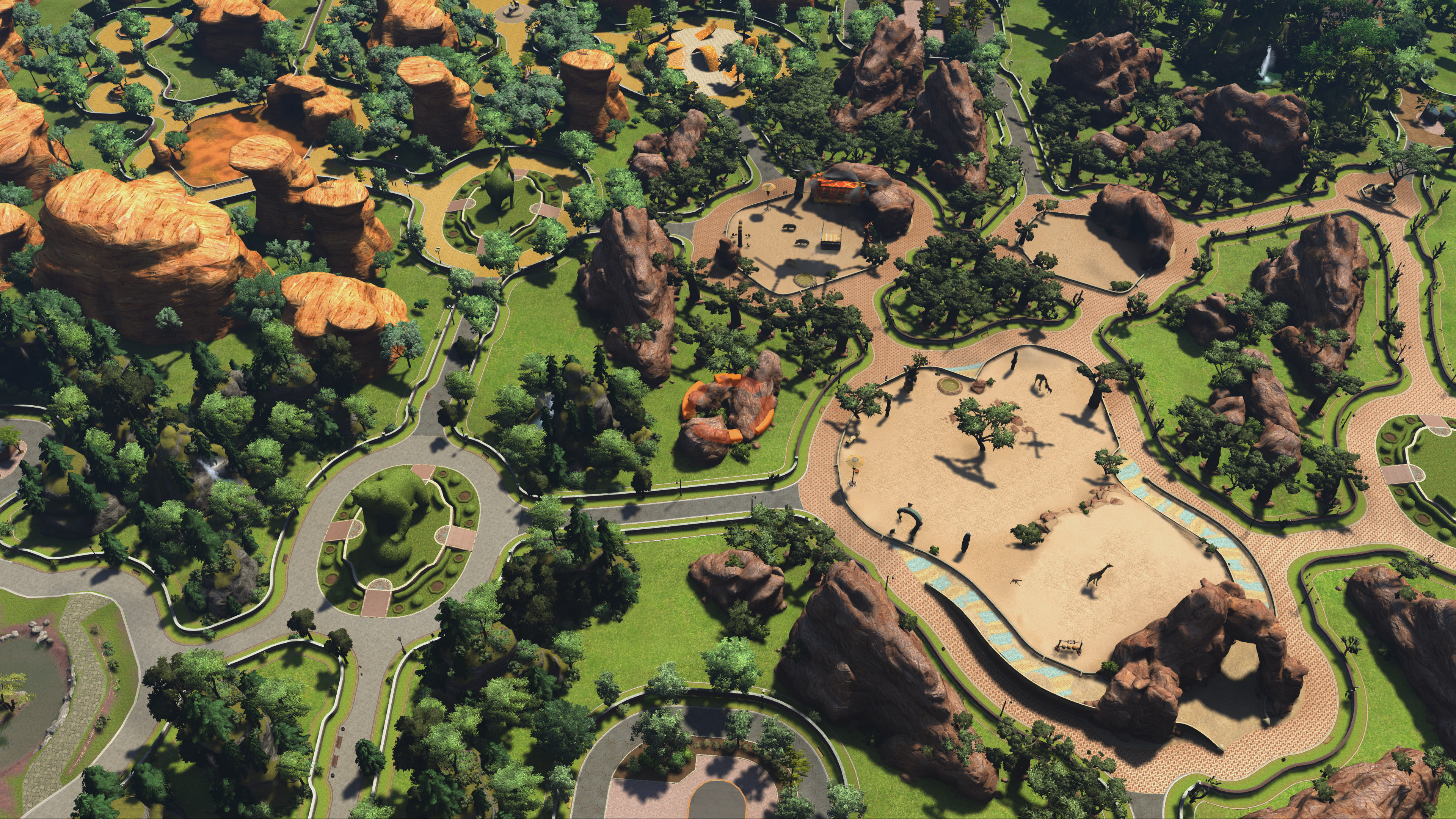 zoo tycoon ultimate animal collection download size