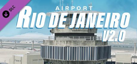 X-Plane 11 - Add-on: Aerosoft - Airport Rio de Janeiro Intl V2.0