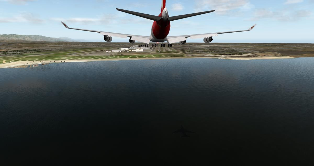 X-Plane 11 - Add-on: FunnerFlight - Airport Los Angeles International V2