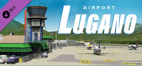X-Plane 11 - Add-on: Aerosoft - Airport Lugano