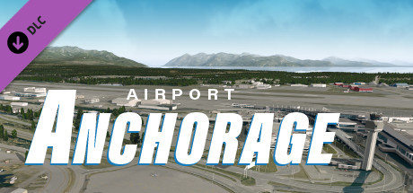 X-Plane 11 - Add-on: Aerosoft - Airport Anchorage