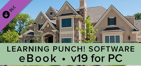 Learning punch software training tools tutorials for for Home landscape design essentials v19