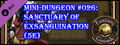 Fantasy Grounds - Mini-Dungeon #026: Sanctuary of Exsanguination (5E)