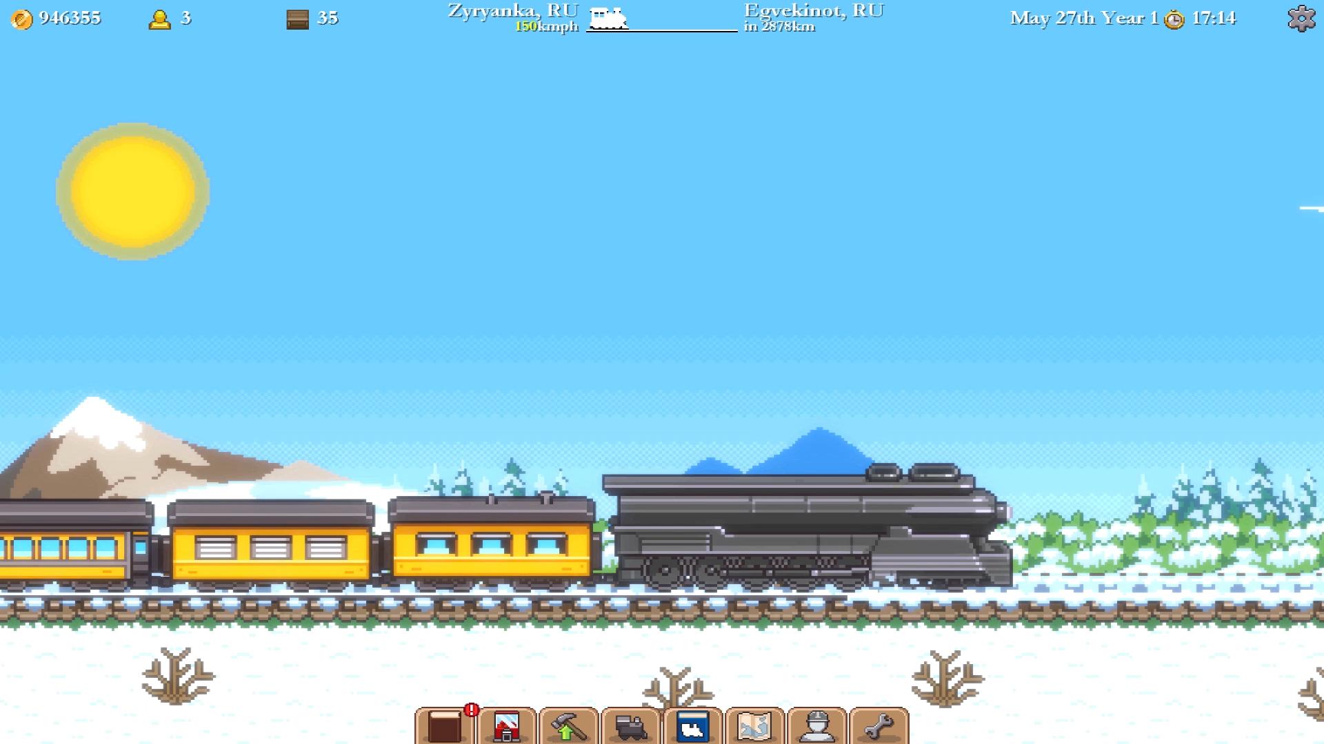 Open Rails Mac