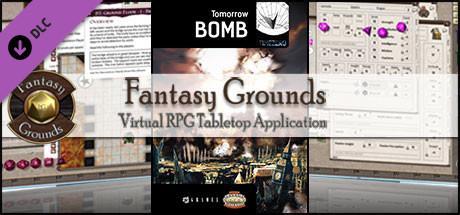 Fantasy Grounds - TIMEZERO: Tomorrow BOMB (Savage Worlds)