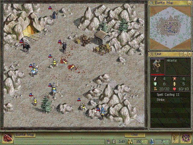 Age of Wonders screenshot 3