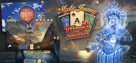 Mystic Journey Tri Peaks Solitaire On Steam