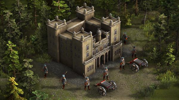 скриншот Cossacks 3: Guardians of the Highlands 0