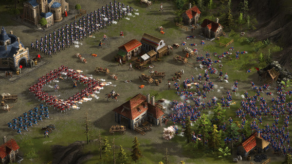 скриншот Cossacks 3: Guardians of the Highlands 1