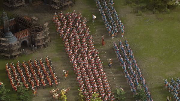 скриншот Cossacks 3: Guardians of the Highlands 5