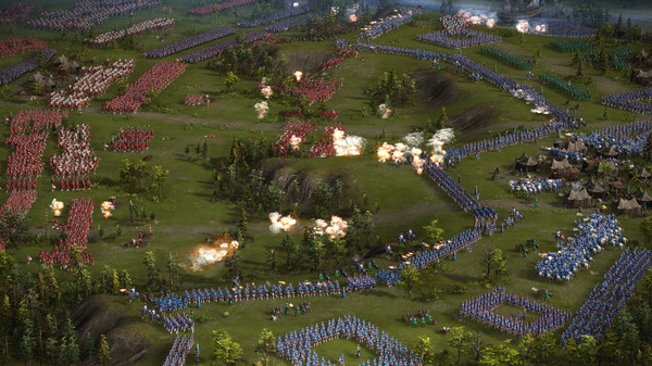 скриншот Cossacks 3: Guardians of the Highlands 4