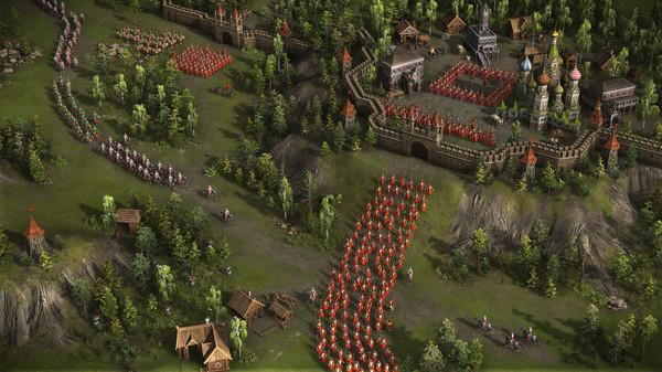 скриншот Cossacks 3: Guardians of the Highlands 3