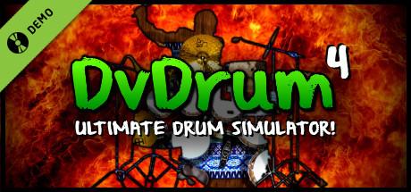 DvDrum, Ultimate Drum Simulator! Demo