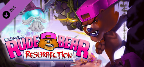 Super Rude Bear Resurrection - Soundtrack