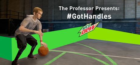 The Professor Presents: #GotHandles