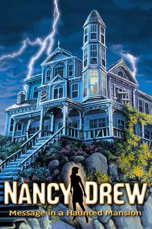 Nancy Drew: Message in a Haunted Mansion poster image on Steam Backlog