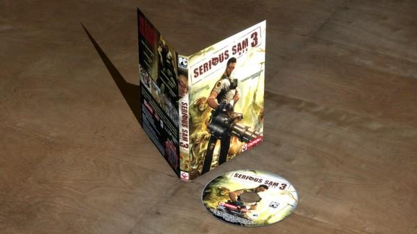 Скриншот №1 к Serious Sam 3 Bonus Content DLC
