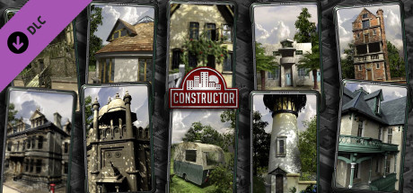 Constructor Building Pack 1 - World Tenant Buildings