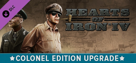 Hearts of Iron IV: Colonel Edition Upgrade Pack