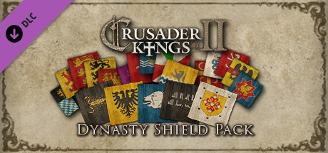 Collection - Crusader Kings II: Dynasty Shield Pack
