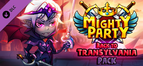 Mighty Party: Back to Transylvania Pack