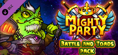 Mighty Party: Battle and Toads