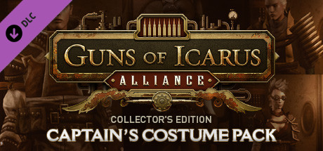 Guns of Icarus Alliance Costume Pack cover art