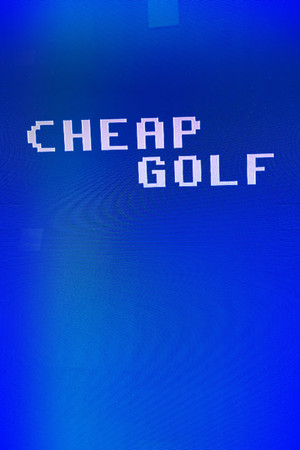 Cheap Golf poster image on Steam Backlog