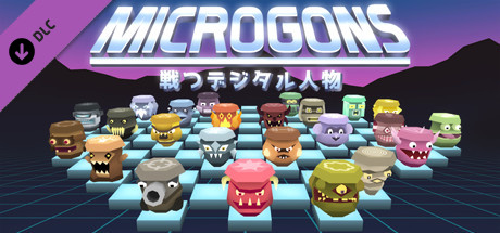 Microgons - All Characters Pack