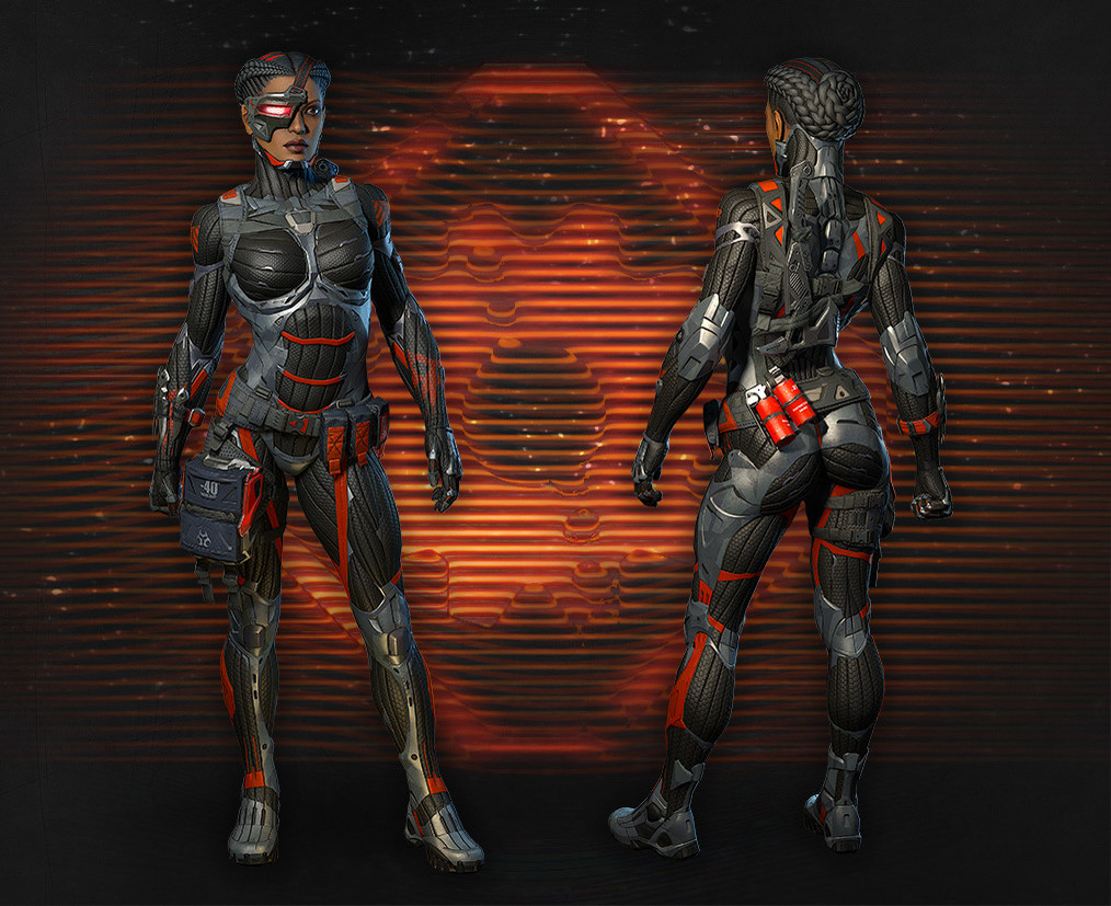 How to get a nanosuit in Warfyus Description of costumes