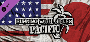 RUNNING WITH RIFLES: PACIFIC cover art