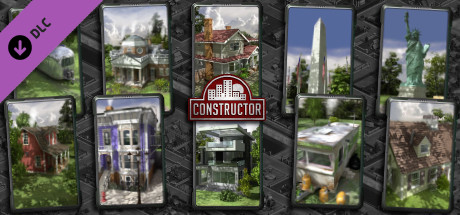 Constructor Building Pack 2 Made in America on Steam
